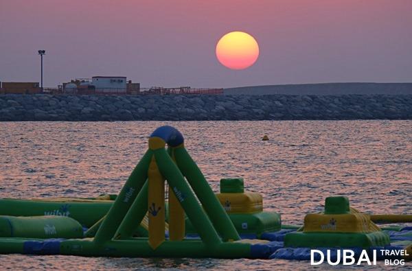 sunset jumeirah beach residence