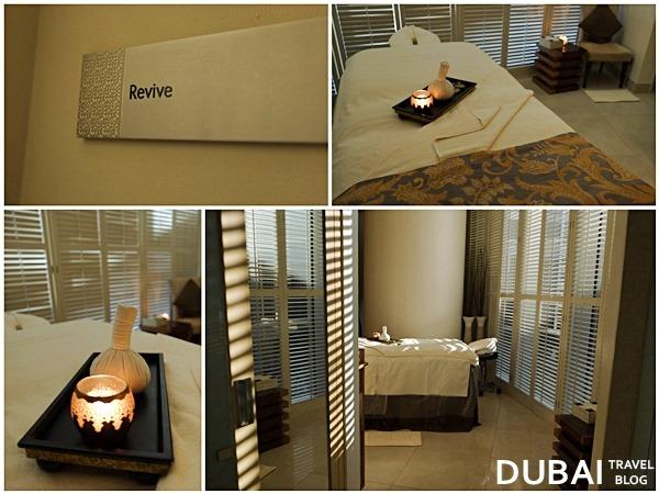 massage room the spa address