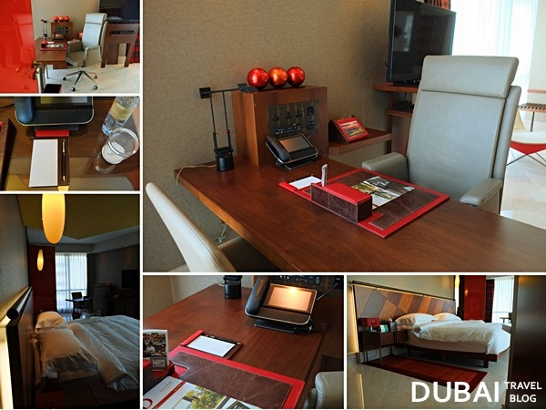 bedroom jumeirah hotel