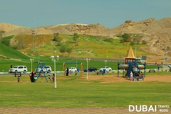 green mubazzarah park