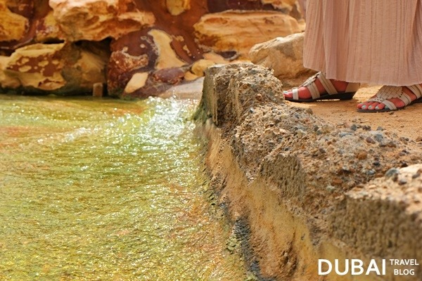 hot springs al ain
