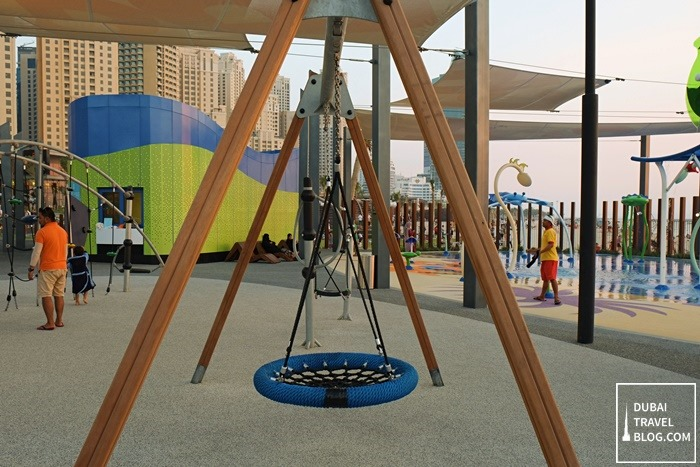 splash pad for kids jbr