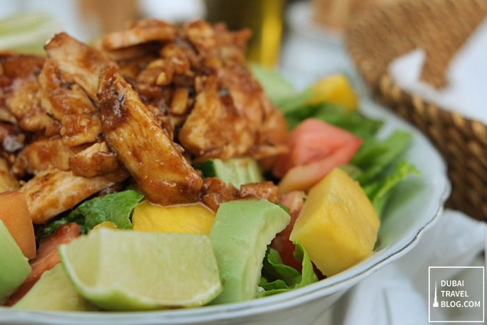 arabian teahouse salad