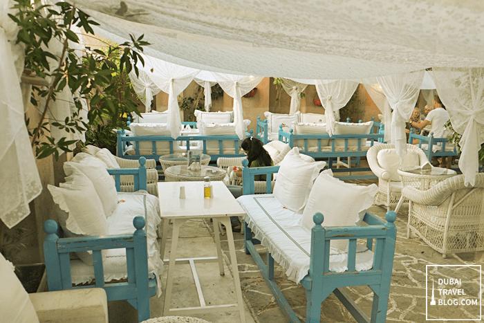 bastakiya arabian teahouse cafe dubai
