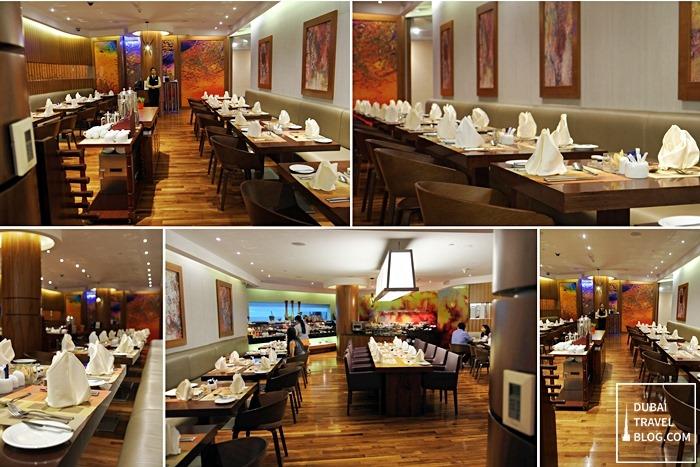 burjuman gallery restaurant