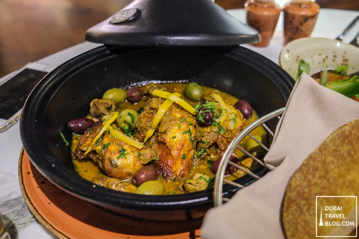 chicken tagine al maeda restaurant