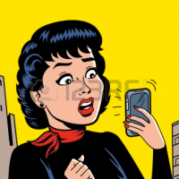 WhatsApp, mum? … The class chat group