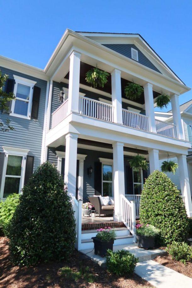 Porch day dreamer #homedecor