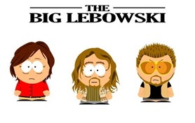 Big_Lebowski_south_park_by_BloodyFlame_IronName