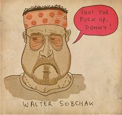 Walter_Sobchak_by_laresistance