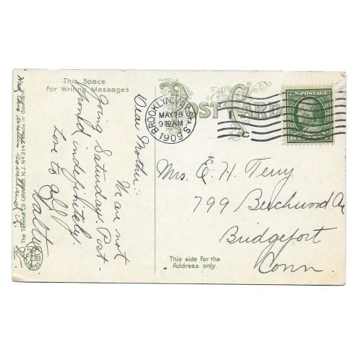 Medium Crop Of Addressing A Postcard