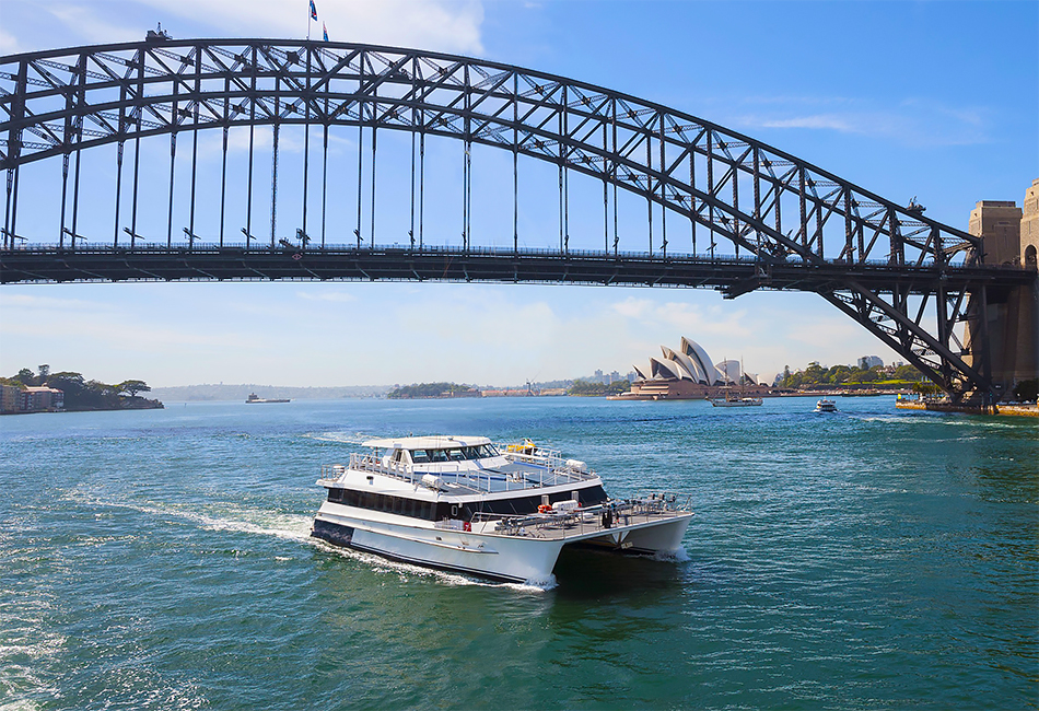 Who Fancies a Boogie Night On Sydney Harbour?