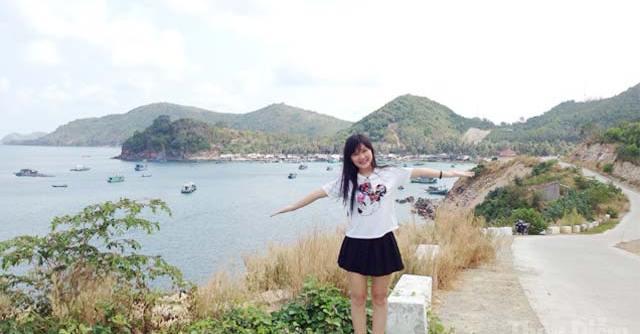 Check in đảo Nam Du