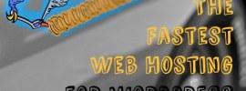 the fastest web hosting for wordpress