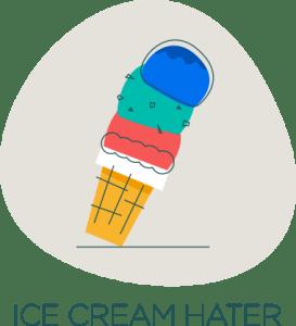 Jordan Scott Ice Cream Hater