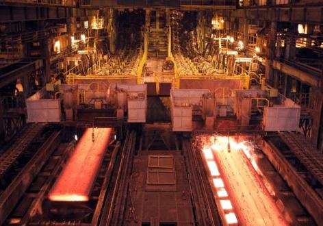 Pabrik Baru US$ 220 Juta Milik Krakatau Osaka Steel Mulai Beroperasi