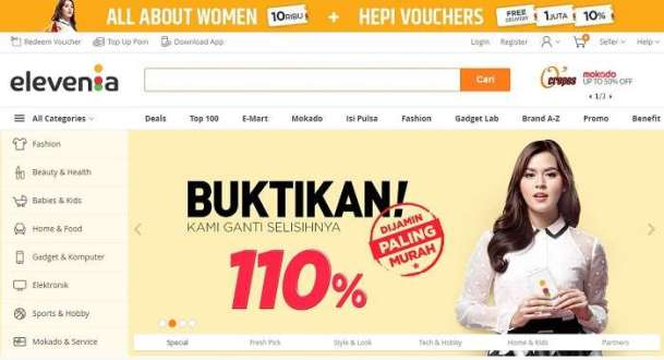 Persaingan E-commerce Makin Crowded, Ketidakpastian Profitabilitas Menguat