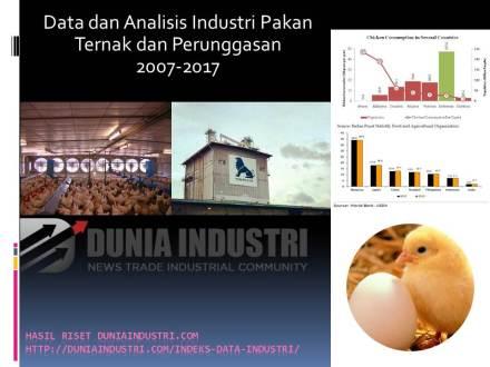 """<span itemprop=""""name"""">Data dan Analisis Industri Pakan Ternak dan Perunggasan 2007-2017</span>"""