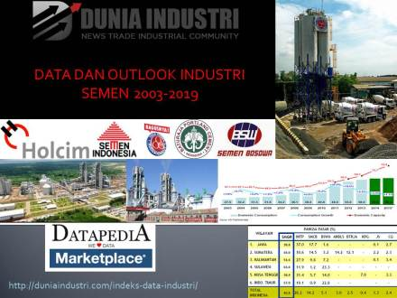 "<span itemprop=""name"">Data dan Outlook Industri Semen 2003-2019</span>"