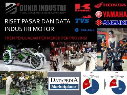 """<span itemprop=""""name"""">Riset Pasar dan Data Industri Sepeda Motor (Tren Penjualan Merek Per Daerah)</span>"""