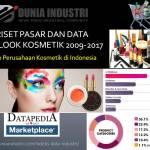 Riset Pasar dan Data Outlook Kosmetik 2009-2017 (Top 10 Perusahaan Kosmetik di Indonesia)