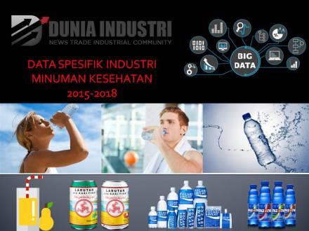 """<span itemprop=""""name"""">Data Spesifik Industri Minuman Kesehatan 2015-2018</span>"""