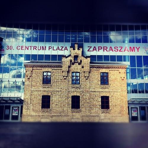 Suwalki Plaza centrum handlowe turystyka zakupowa polska litwa rosja