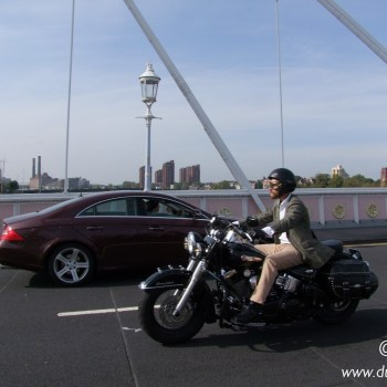 The Distinguished Gentleman's Ride 2014 Londyn #DGR2014