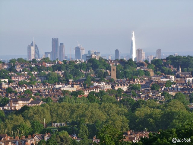 najpiekszniejsze parki londynu