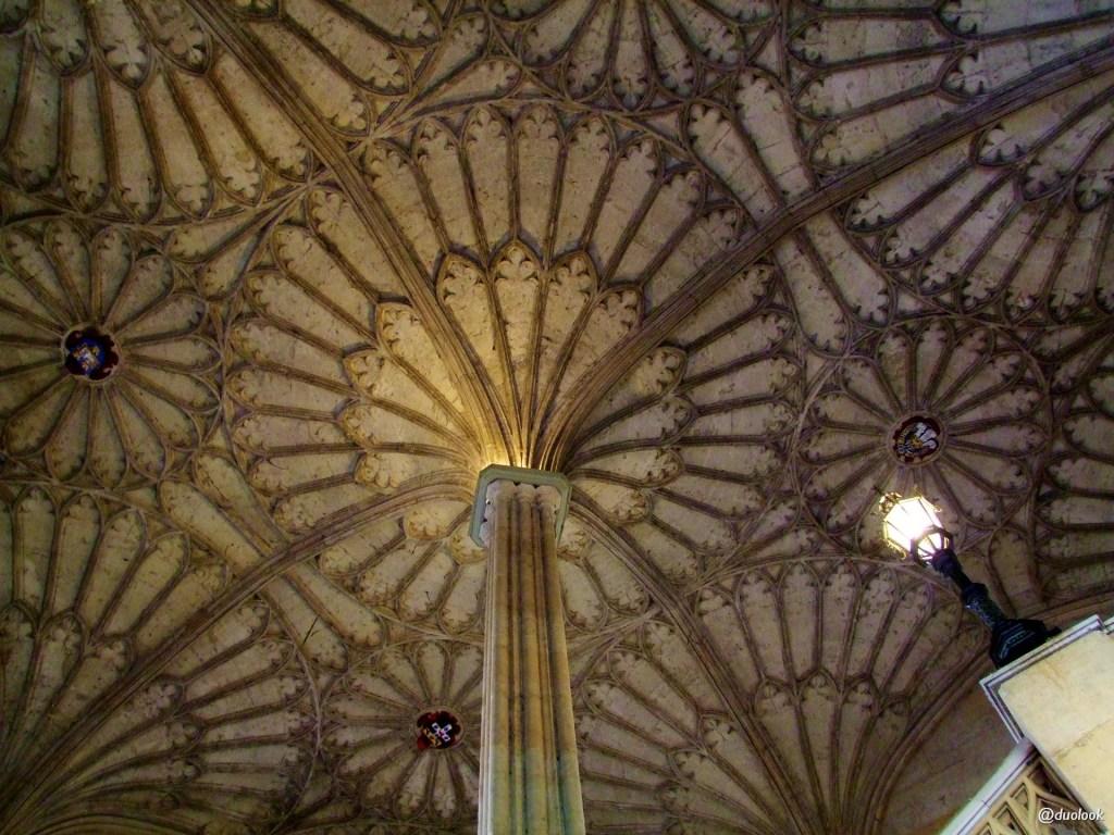 architektura gotycka christ church college oksford