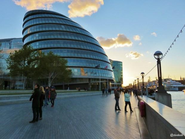 atrakcje w londynie ratusz