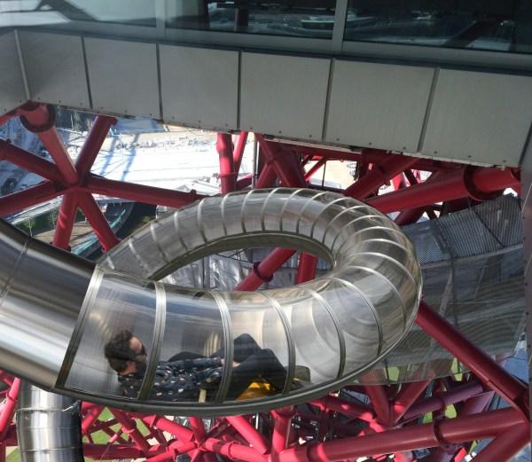 atrakcje-dla-dzieci-w-londynie-ArcelorMittal-Orbit-stratford