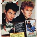 Roger & Nick on 16 magazine (1985)