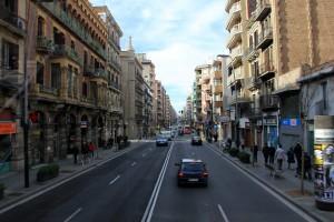 Barselona Sokaklar