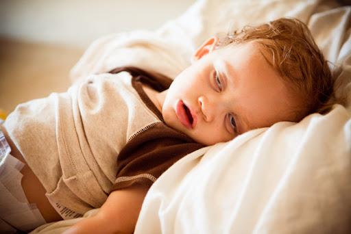 A story of faith: my son was sick