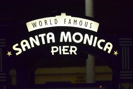 World Famous Santa Monica Pier