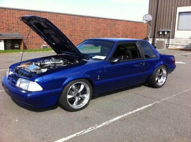 7 Reasons Why The Fox Body Mustang Is The Best Muscle Car Ever