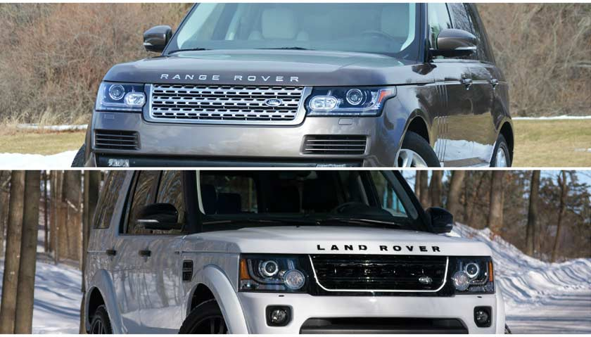 Range Rover Vs Land Rover - Land Rover Vs Range Rover Whats