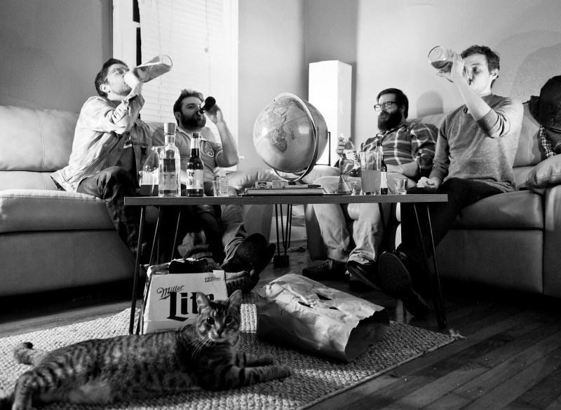 The Uh Huhs  (Photo courtesy of the band)