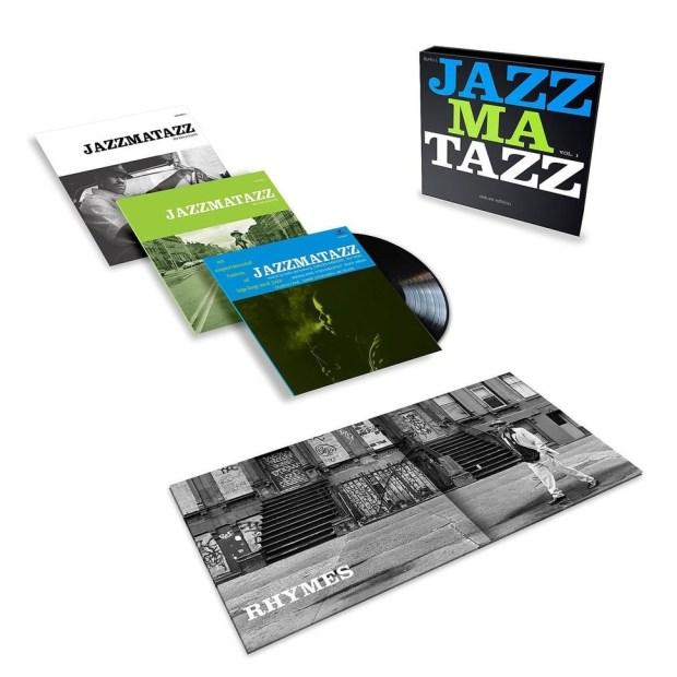 jazzmatazz vol 1 wydanie