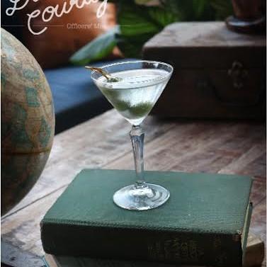 Dutch Courage Martini