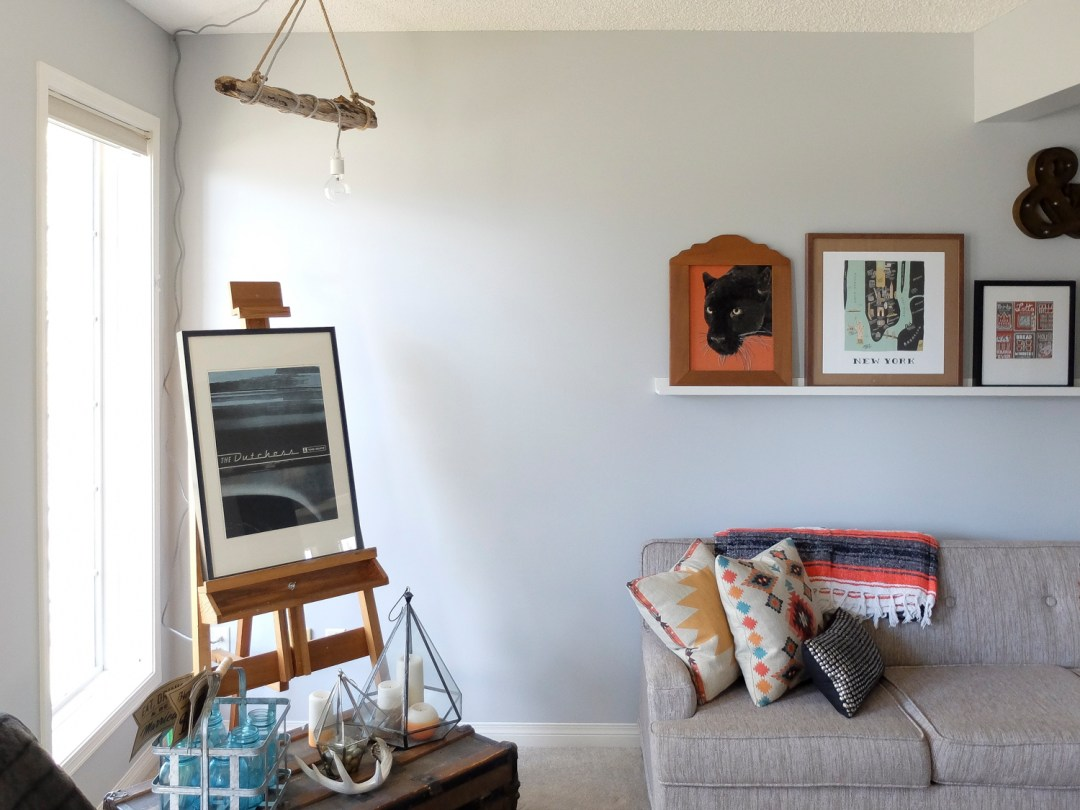 DIY Driftwood Hanging Light | Dutchie Love