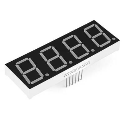 seven segment 4 digit