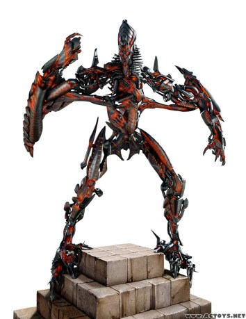 The Fallen, maestro de Megatron. Imagen de dvdplay.wordpress.com