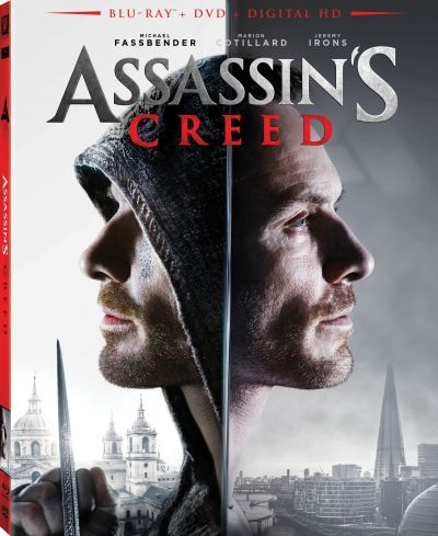 Assassin's Creed DVD Release Date March 21, 2017