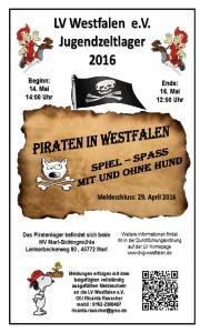 Einladung Pfingstzeltlager 2016