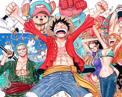 VIZ   One Piece Manga Follow One Piece today