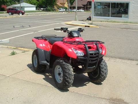 Used Powersports For Sale in Jim Thorpe  PA   Carsforsale com 2013 Honda Rancher for sale in Dickinson  ND