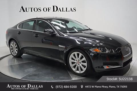 2014 Jaguar XF For Sale In Plano, TX