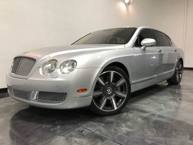 2006 Bentley Continental Flying Spur For Sale At Black Label Auto